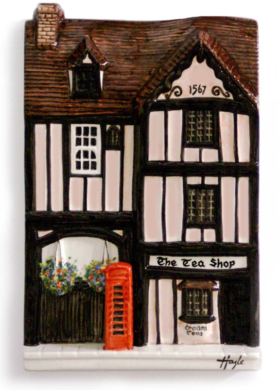 Tudor coaching inn