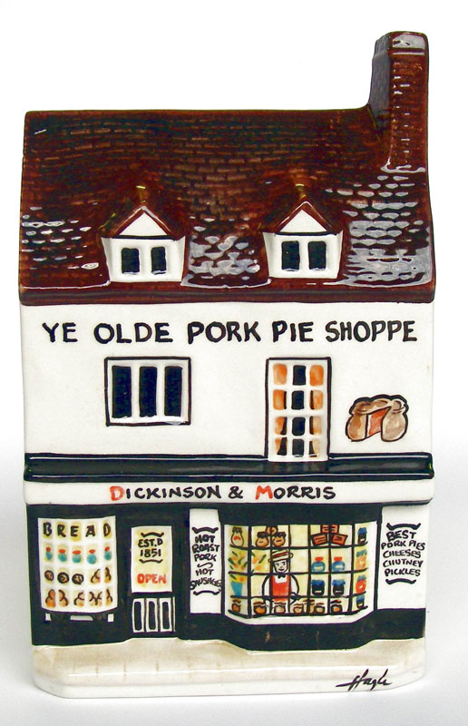 Melton Mowbray the some of the pork pie
