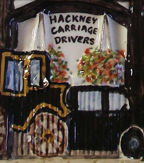 Hackney Carriage Drivers detail