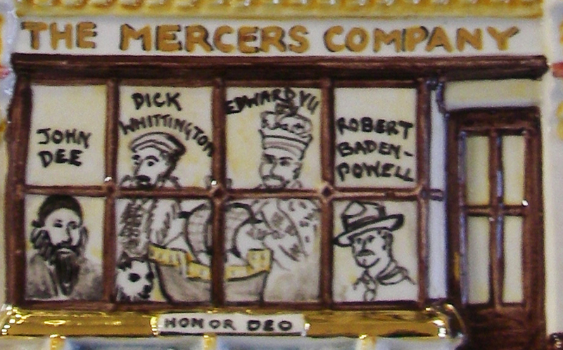 Mercers company detail