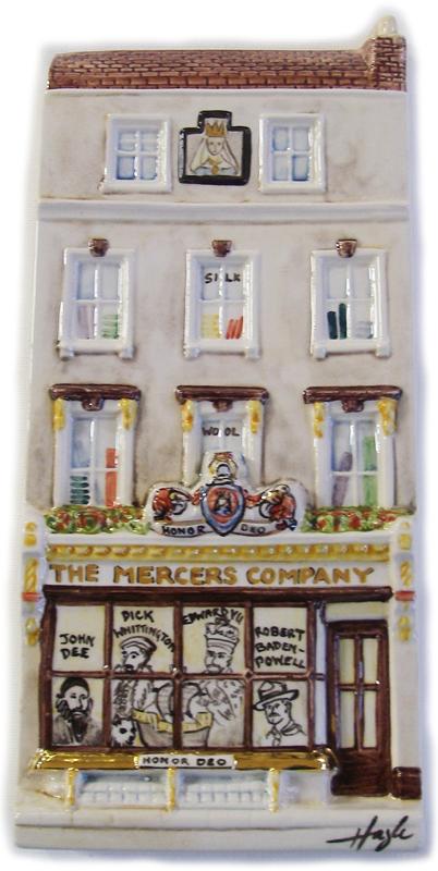 Mercers company websize