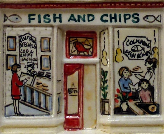 NEW FISH & CHIPS detail