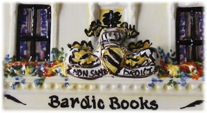 New Bardic Books detail