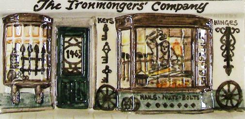 ironmongers detail