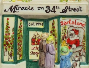 miracle on 34th Street detail