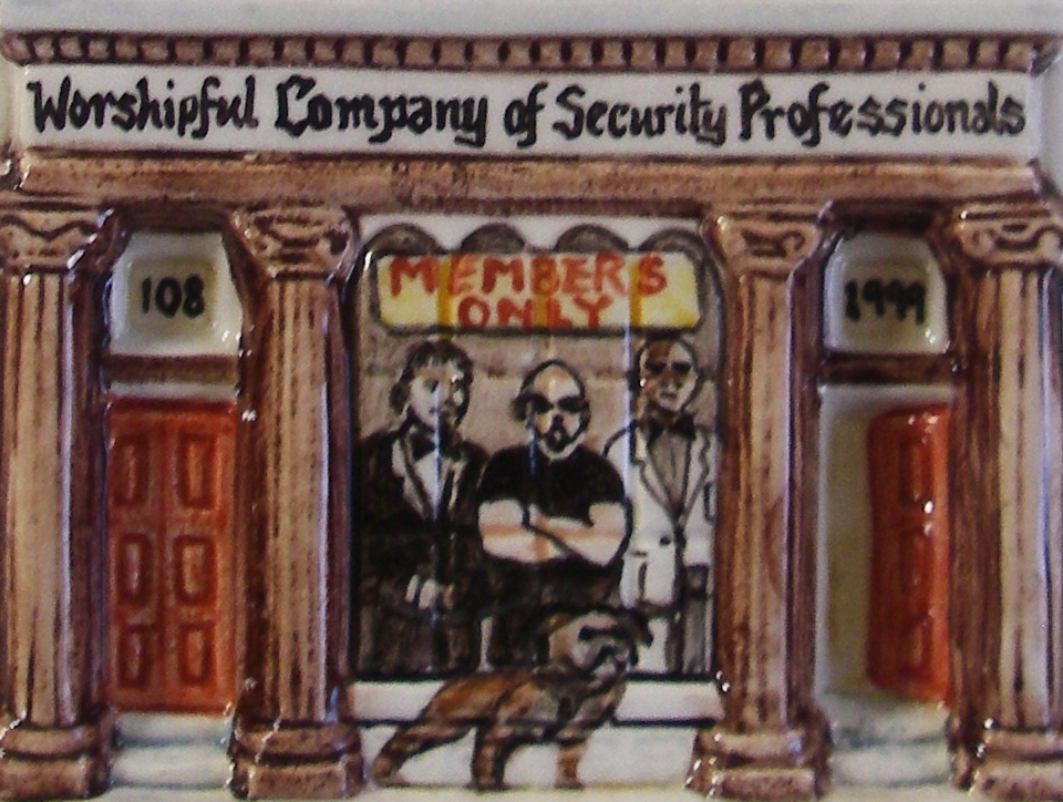 security professionals detail
