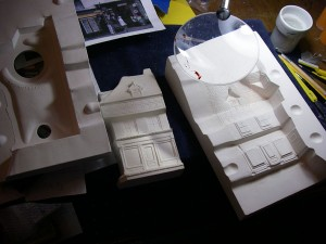 Mould making is one of the most areas of ceramic production