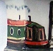 Upton upon Severn Narrow Boat