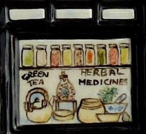 Herbal medicine, Green tea, & more
